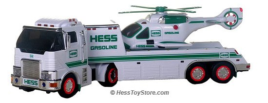 The Hess Scratch N Dent Room Hess Toys Jackie S Toy Store