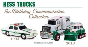 Hess Bday Collection