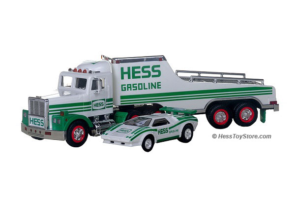 Perfect Pair Mini And Full Size Matching Hess Toys