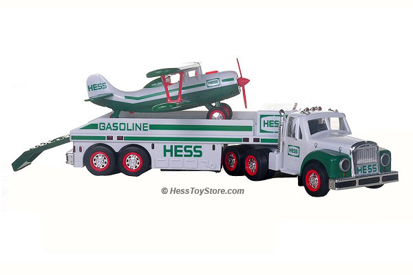 Hess Toy Trucks The Mini Hess Truck Collection Autos Post
