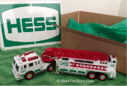 Hess 2000 Brown Box