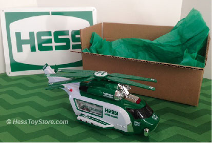 2012 Hess Helicopter Only