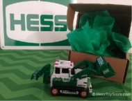 Hess 2013 TRACTOR only