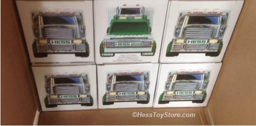 Buy Hess Trucks By The Case and Save.