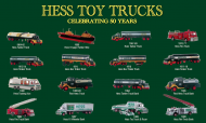 Hess 50 Year Poster 1964-1989
