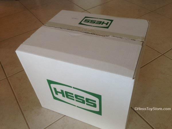 Hess Trucks By The Case