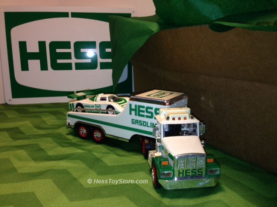 Hess 1988 Brown Box