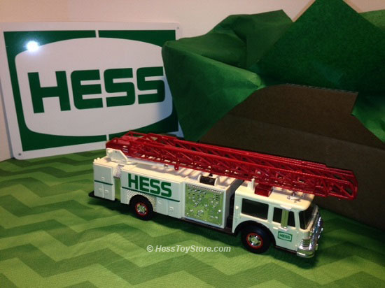 Hess 1989 Brown Box