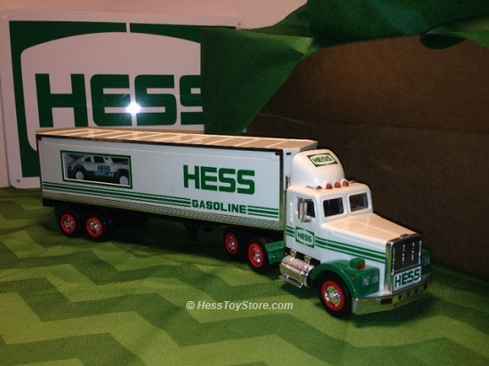 Hess 1992 Brown Box