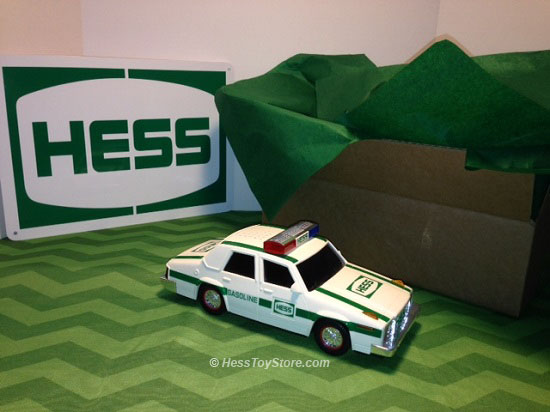 Hess 1993 Brown Box