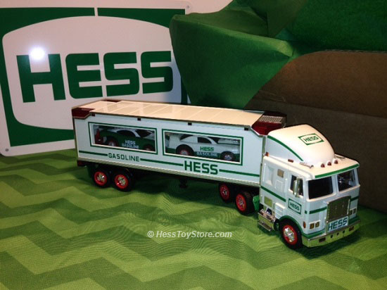 Hess 1997 Brown Box