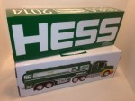 Hess 2014 Replacement Box