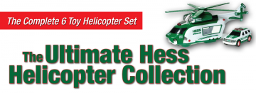 Hess Helicopters Ultimate Collection