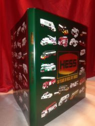 The Official Hess Truck 50th Anniversary Book.