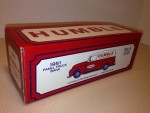 ERTL Stock Number B547 Humble 1951 Panel Truck Bank (1)