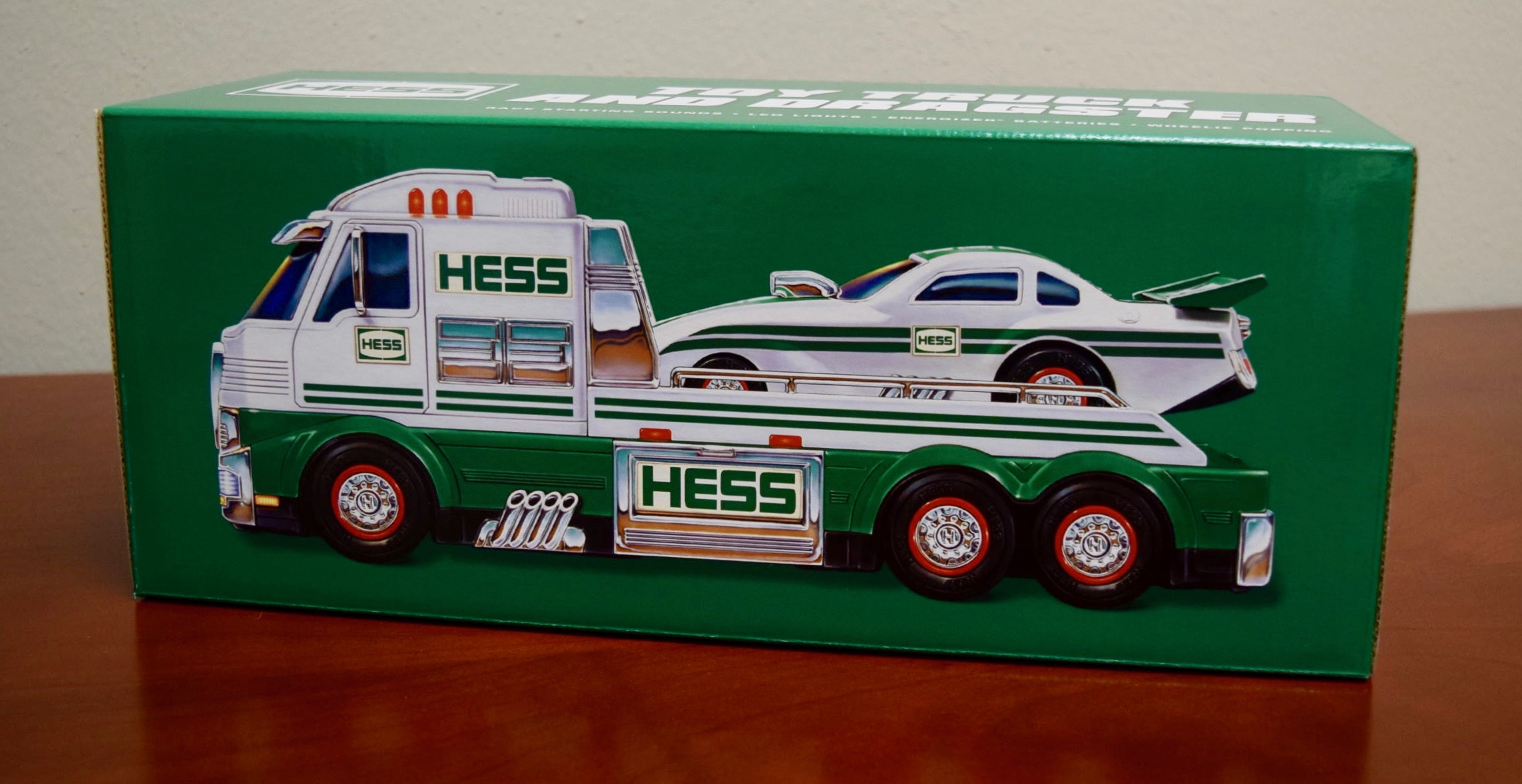 Hess 2016 Truck Replacement Box Only