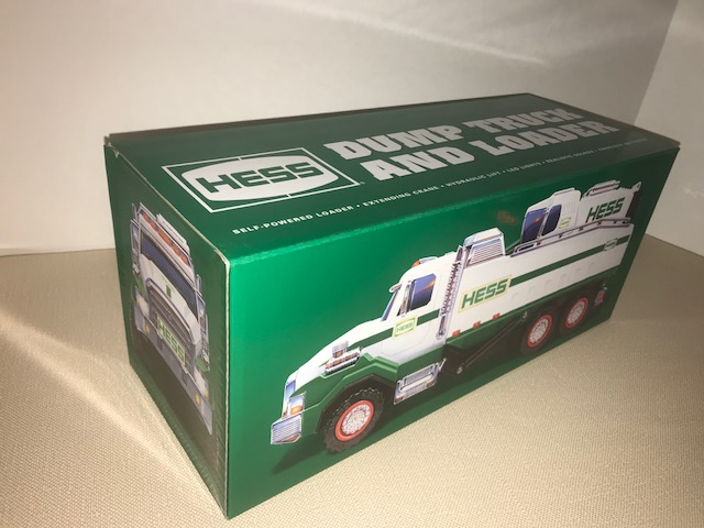 Hess 2017 Truck Replacement Box Only