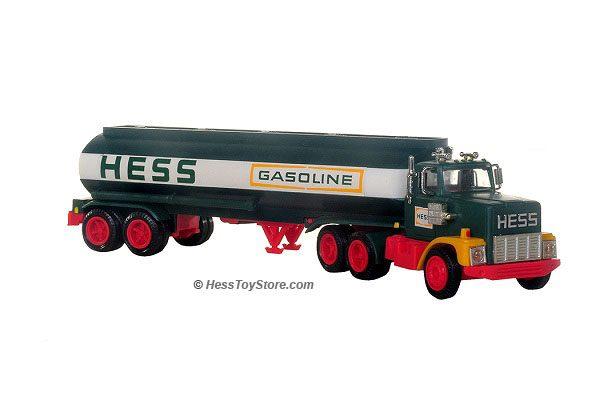 1977-78 Hess Truck