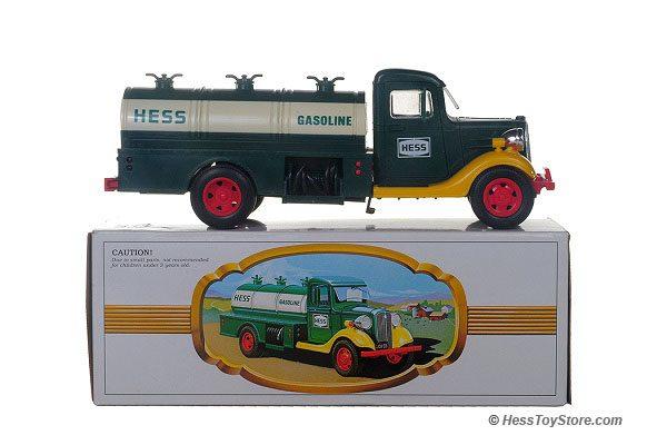 1982-83 Hess Truck