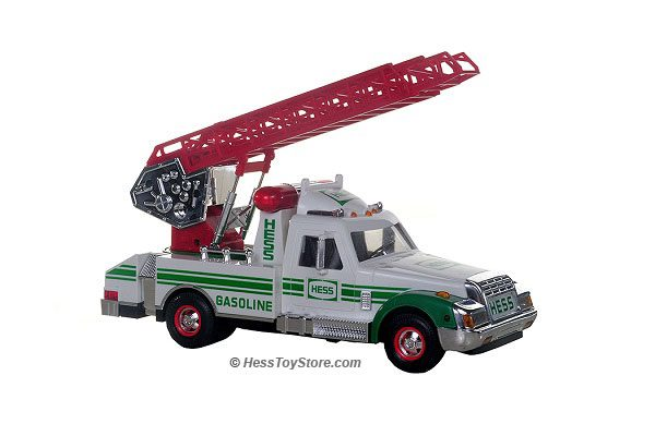 HESS Truck 1994* TOY* RESCUE* TRUCK* MIB* See Pictures Hess Truck 1994
