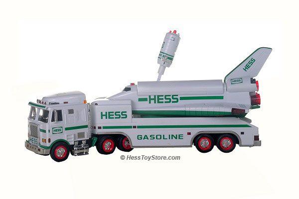 1999 Hess Truck