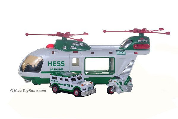 2001 Hess Truck