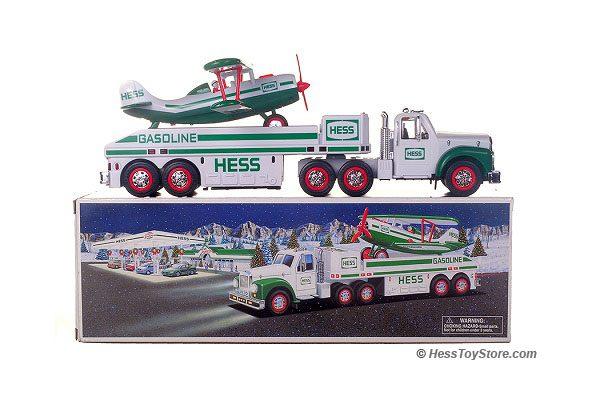 2002 Hess Truck