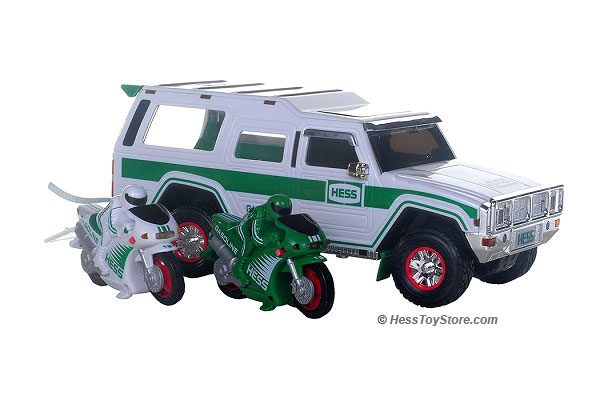 2004 Hess Truck