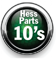 2010's Hess Truck Parts