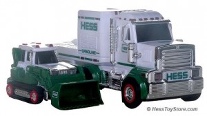 2013 Hess Toy Truck
