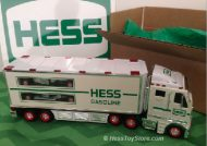 Hess 2003 Brown Box