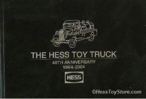 Hess Book 40 Anniversary