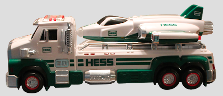 2014 Hess Truck & Space Cruiser With Scout in NO Box – Customer ...