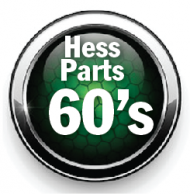 1960's Hess Truck Parts