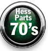1970-1979 Hess Truck Replacement Parts