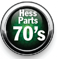 1970's Hess Truck Parts