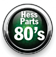 1980's Hess Truck Parts