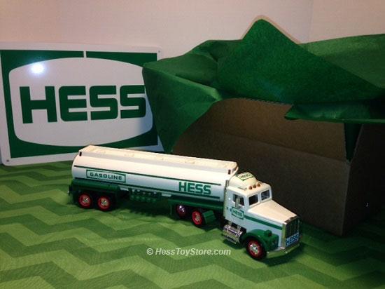 Hess 1990 Brown Box