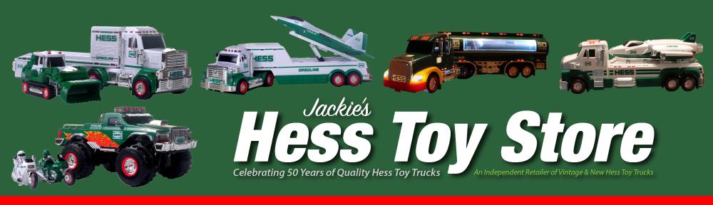 2010's Hess Trucks | Jackie's Toy Store